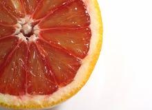Krwionośna pomarańcze fotografia stock