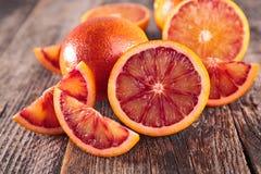 Krwionośna pomarańcze obrazy royalty free