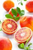 krwionośne pomarańcze Zdjęcia Royalty Free
