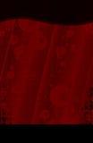 Krwionośny Czerwony tło Obraz Royalty Free