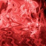 Krwionośny Czerwony tło obraz stock