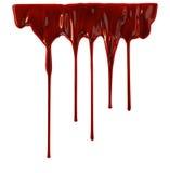 Krwionośny obcieknięcie puszek Obraz Stock