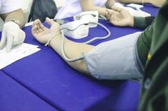 Krwionośni tets zdjęcie royalty free