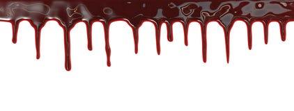 Krwionośny obcieknięcie puszek Zdjęcie Royalty Free