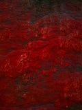 Krwista ściana Zdjęcie Stock