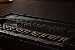 Kryštof´s piano Stock Photos