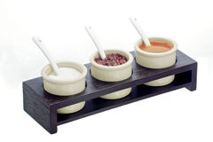 krydda som är thai Arkivfoto