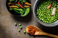 kryddar grönsaker Arkivbilder