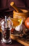 kryddar variation Arkivbild