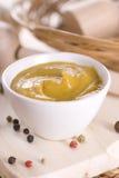 kryddig senap Royaltyfria Bilder