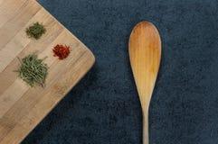 kryddor Royaltyfri Foto