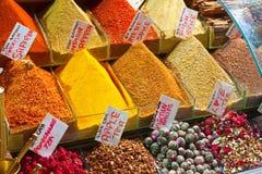 Kryddor och örter Royaltyfri Foto