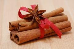kryddor winterly Fotografering för Bildbyråer