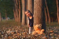 Kryjówka - i - aport Zdjęcie Royalty Free
