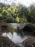 Kryjówki rzeka zdjęcia stock