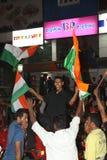 krykieta hindusów partyjny ulicy wc Zdjęcie Royalty Free