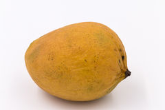 Krympt mango Arkivfoton