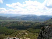 Krymskie góry Zdjęcie Royalty Free