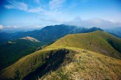 Krymskie góry Zdjęcia Stock