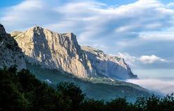 Krymskie skały fotografia stock