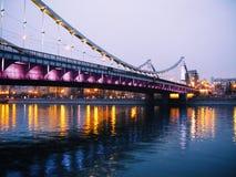 krymsky的桥梁 库存照片