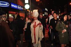 Krypande 2015 för Toronto allhelgonaaftonlevande död Royaltyfri Foto