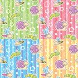 krypmodeller Royaltyfria Bilder