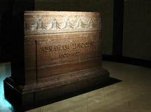 krypta Lincoln jest grobowiec Zdjęcie Stock