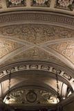 Krypta unter der Duomo-Kathedrale Stockbild