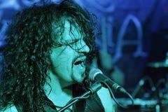 KRYPTERIA - Guitarist  Royalty Free Stock Photos