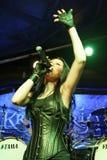 KRYPTERIA - Singer Ji-In Royalty Free Stock Images