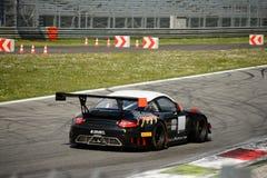Krypton Motorsport Team Porsche 911 (997) GT3 R at Monza Royalty Free Stock Photos