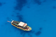 Kryssa omkring för fartyg Royaltyfria Foton