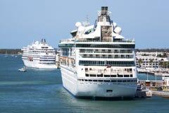 kryssa omkring Key West Royaltyfri Fotografi