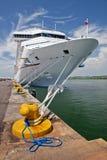 kryssa omkring shipen Royaltyfri Fotografi