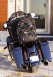 Kryssare Motocycle fotografering för bildbyråer