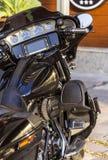 Kryssare Motocycle arkivbilder
