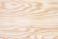 Kryssfanertextur med gnarl och den naturliga wood modellen Arkivfoto