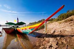 Kryssning för flodfartyg Fotografering för Bildbyråer