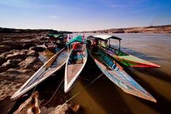 Kryssning för flodfartyg Royaltyfria Bilder
