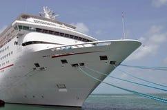 KryssningShip Royaltyfri Bild