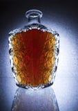 Krystaliczna waza Zdjęcia Stock