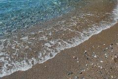 Krystaliczna woda obrazy stock