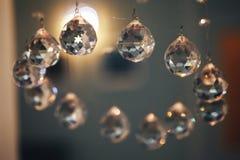 Krystaliczni produkty Obraz Royalty Free