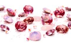 Krystaliczni strasses Obrazy Stock