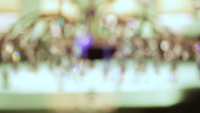 Krystaliczny breloczek zdjęcie wideo
