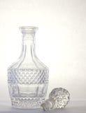krystaliczny dekantator Zdjęcia Stock