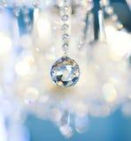 krystaliczny lampowy rocznik obraz royalty free