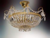 Krystaliczny lustre Obraz Royalty Free