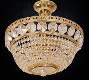 Krystaliczny lustre Obrazy Royalty Free